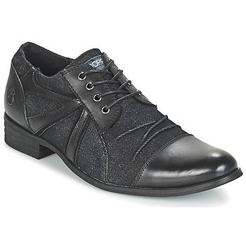 Schuhe Herren Derby-Schuhe Kdopa BARNABE Schwarz