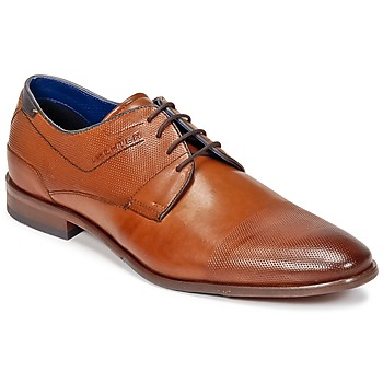 Schuhe Herren Derby-Schuhe Daniel Hechter ANKRILO Cognac