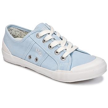 Schuhe Damen Sneaker Low TBS OPIACE Blau