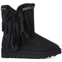 Schuhe Damen Low Boots Replay SCARPA BLACK     77,9
