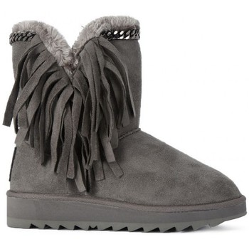 Schuhe Damen Low Boots Replay SCARPA GREY     77,9