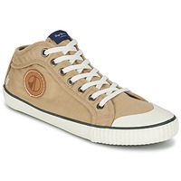 Schuhe Herren Sneaker High Pepe jeans INDUSTRY EARTH Camel