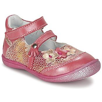 Schuhe Mädchen Ballerinas GBB PIA Rose