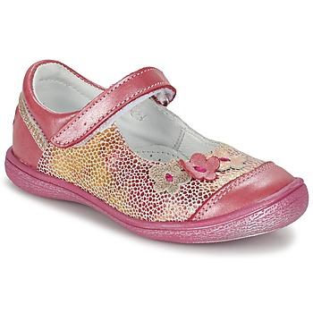 Schuhe Mädchen Ballerinas GBB PRATIMA Korallenrot / Dpf / 2787