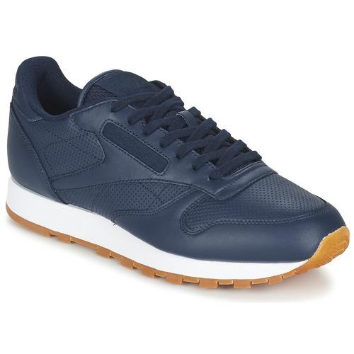 Reebok Classic CL LEATHER PG Blau  Schuhe Sneaker Low Herren 71,96