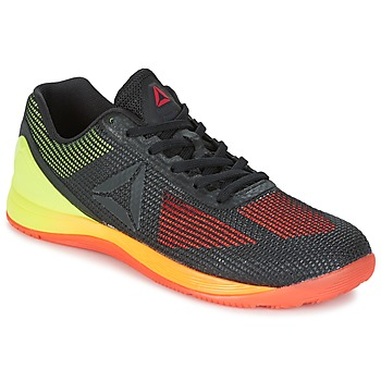 Schuhe Herren Fitness / Training Reebok Sport R CROSSFIT NANO 7.0 Schwarz / Grün