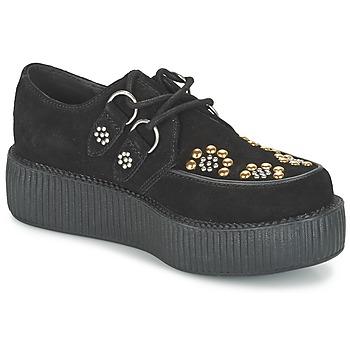 Schuhe Derby-Schuhe TUK MONDO LO Schwarz