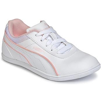 Schuhe Mädchen Sneaker Low Puma JR MYNDY 2 SL.WHT Weiss