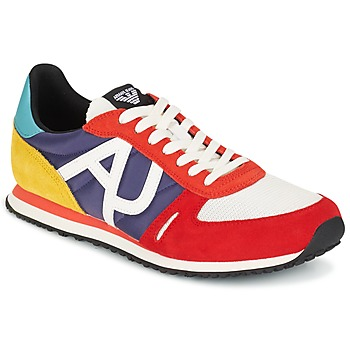 Schuhe Herren Sneaker Low Armani jeans JAMPRA Multifarben