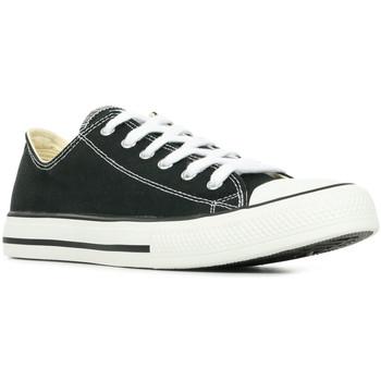 Schuhe Damen Tennisschuhe Victoria Zapatilla Basket Schwarz
