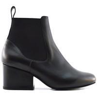 Schuhe Damen Low Boots Robert Clergerie MOON Schwarz
