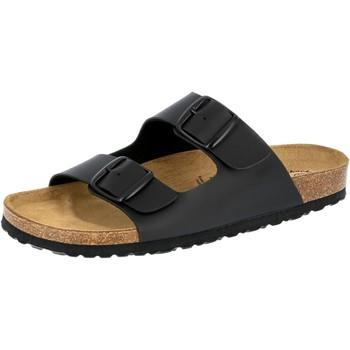 Schuhe Herren Pantoffel Lico Bioline Man schwarz