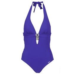 Kleidung Damen Badeanzug Banana Moon SPRING Blau