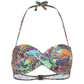 Kleidung Damen Bikini Ober- und Unterteile Banana Moon HABANERA Multifarben