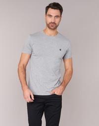 Kleidung Herren T-Shirts Timberland SS DUNSTAN RIVER CREW TEE Grau