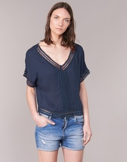 Kleidung Damen Tops / Blusen Best Mountain ROSAFY Marine