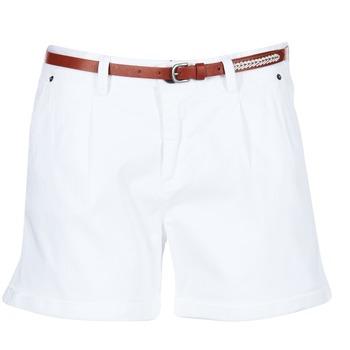 Kleidung Damen Shorts / Bermudas Best Mountain ROSAVOULI Weiss