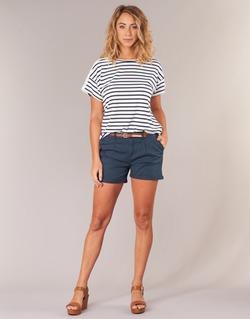 Kleidung Damen Shorts / Bermudas Best Mountain ROSAVOULI Marine