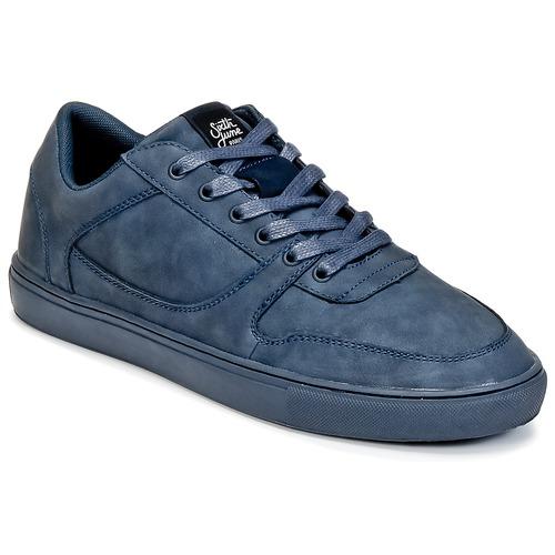 Sixth June SEED ESSENTIAL Blau  Schuhe Sneaker Low Herren 63,92