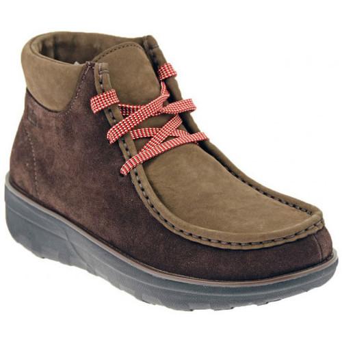 Schuhe Damen Low Boots FitFlop CHUK KAMOC BOOT bergschuhe