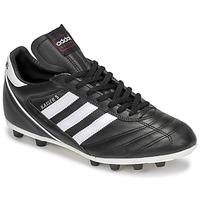 Schuhe Fußballschuhe adidas Performance KAISER 5 LIGA Schwarz / Weiss