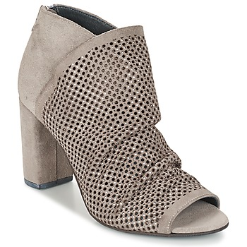 Schuhe Damen Low Boots Mimmu CAMGI Grau