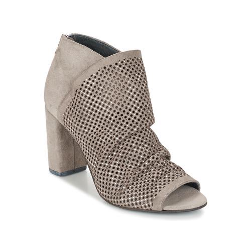 Mimmu CAMGI Grau Schuhe Low Boots Damen 77,50