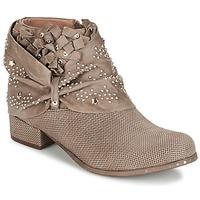 Schuhe Damen Boots Mimmu STROPFA Maulwurf