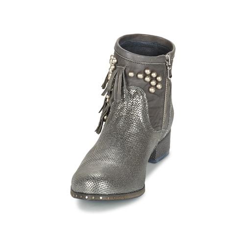 Mimmu MOONSTROP  Maulwurf   MOONSTROP Silbern  Schuhe Stiefel Damen 4541e1