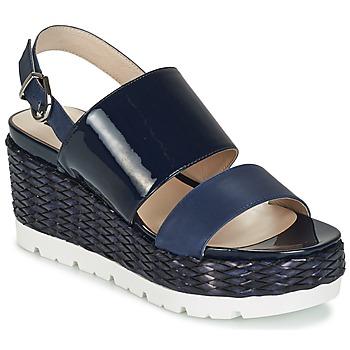 Schuhe Damen Sandalen / Sandaletten Luciano Barachini TOUDOU Blau