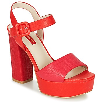 Schuhe Damen Sandalen / Sandaletten Luciano Barachini TABINO Rot