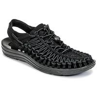 Schuhe Herren Sportliche Sandalen Keen UNEEK Schwarz