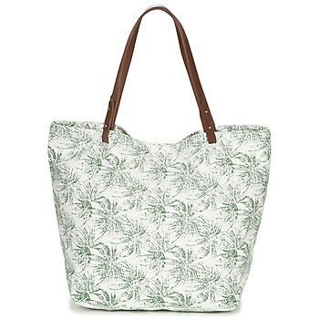 Taschen Damen Shopper / Einkaufstasche Petite Mendigote CLEA Naturfarben / Kaki