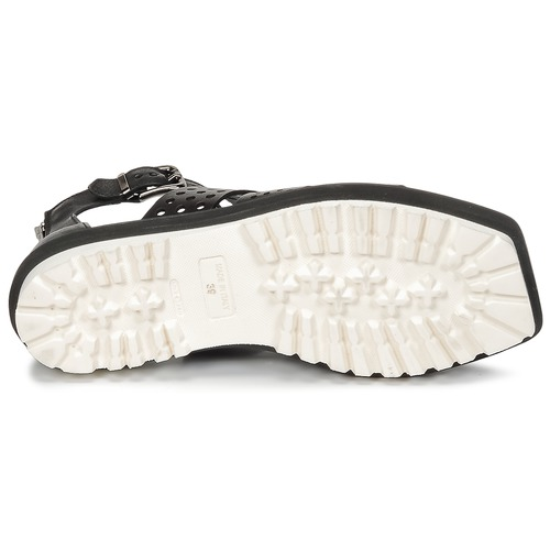 Now PADOU Schwarz Schuhe Sandalen / Sandaletten Damen 109,40
