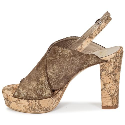 Now Pantoletten PALISSA Bronze  Schuhe Pantoletten Now / Clogs Damen 156,90 da3f2e