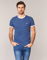 Kleidung Herren T-Shirts Teddy Smith THE TEE Blau