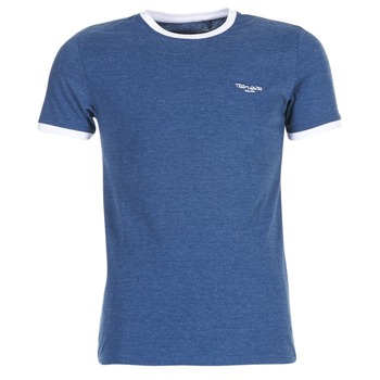 Kleidung Herren T-Shirts Teddy Smith THE TEE Blau