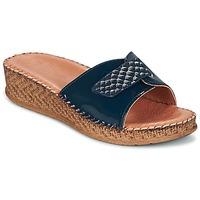 Schuhe Damen Sandalen / Sandaletten Salamander FLORA Blau
