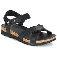 Schuhe Herren Sandalen / Sandaletten Panama Jack SAMBO Schwarz