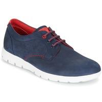 Schuhe Herren Sneaker Low Panama Jack DOMANI Marine / Rot