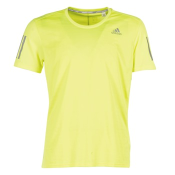 Kleidung Herren T-Shirts adidas Performance RS SS TEE M Gelb