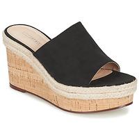 Schuhe Damen Sandalen / Sandaletten Esprit FARY MULE Schwarz
