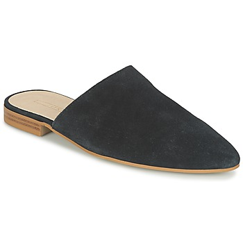 Schuhe Damen Pantoffel Esprit AMARIS SLIDE Schwarz