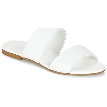 Schuhe Damen Sandalen / Sandaletten Esprit BASIME 2 STRAP Weiss