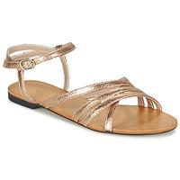 Schuhe Damen Sandalen / Sandaletten Esprit ADYA SANDAL Gold
