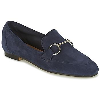 Schuhe Damen Slipper Esprit MIA LOAFER Marine