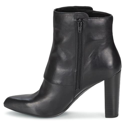 Guess IVON Schwarz Schuhe Low Boots Damen 109,50