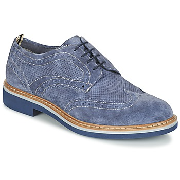 Schuhe Damen Derby-Schuhe Stonefly ALBY Blau