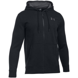 Kleidung Herren Trainingsjacken Under Armour Storm rival full zip Schwarz
