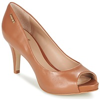 Schuhe Damen Pumps Dumond OTAMIO Camel